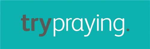 try praying banner